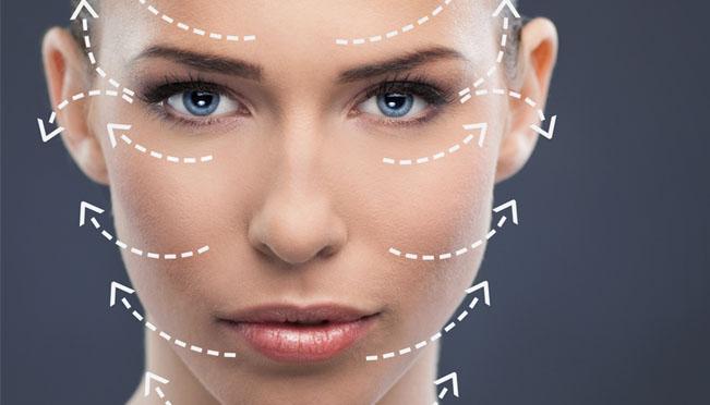 Rejuvenecimiento facial combinado